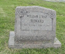 William 'Hap' L Howard