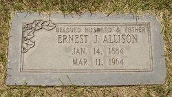 Ernest J. Allison