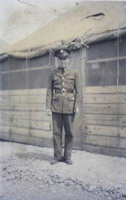 PFC Vernon Lloyd Barnard