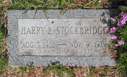 Harry E Stockbridge