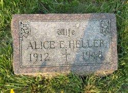 Alice Eileen <I>Gensler</I> Heller