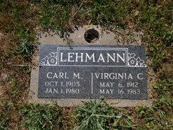 Virginia C Lehmann