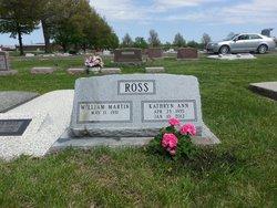 """Kathryn Ann """"Katie"""" <I>Miller</I> Ross"""