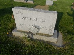 Herbert A Wiederholt