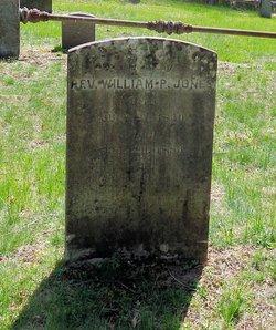 Rev William P Jones