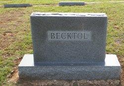 Lillie J <I>Pinkerton</I> Becktol