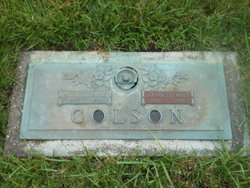 Roy Clarence Colson