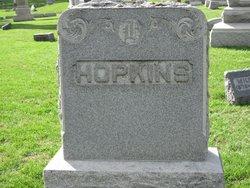 "Henrietta Amelia ""Millie"" <I>Dowling</I> Hopkins"