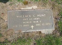 Wallace C Hunt