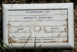 Brian R. Pfister