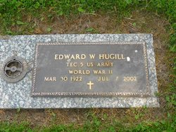 Edward Walter Hugill