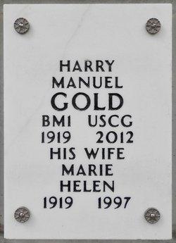 Harry Manuel Gold