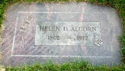 Helen <I>Dorrance</I> Alcorn
