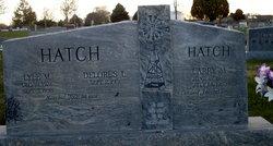 Lyle M Hatch