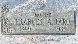 Frances Agnes <I>Maher</I> Faro