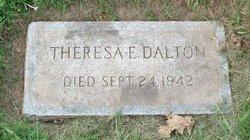 Theresa E Dalton