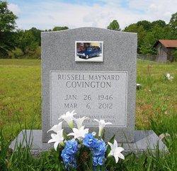 Russell Maynard Covington