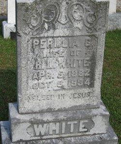 Permelia <I>Garner</I> White