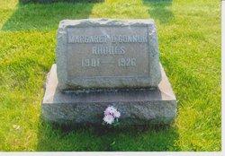 Margaret Alice <I>O'Connor</I> Rhodes