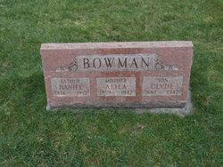 William Clyde Bowman