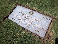 SSGT Charles L Suey