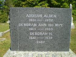 Deborah Ann <I>Leonard</I> Alden