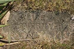 Alice <I>Smith</I> Overmyer