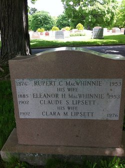 Claude Stanley Lipsett