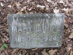 Mary L. <I>Hayes</I> Rife