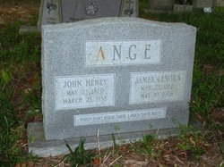 James Lenora <I>Davenport</I> Ange
