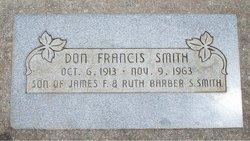 Don Francis Smith