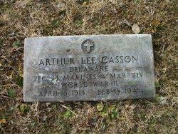 PFC Arthur Lee Casson