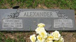 Dera Odell <I>Hanna</I> Alexander