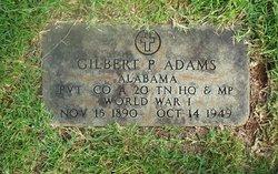 Gilbert P. Adams
