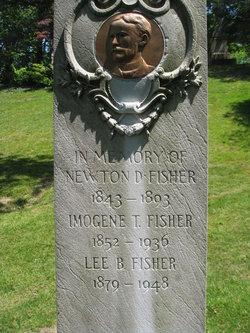 Imogene E <I>Telford</I> Fisher