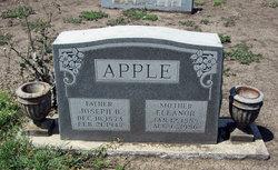 Joseph Berry Apple, Sr
