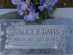 Alice De St Joer Davis