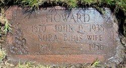 Nora Mary <I>Brown</I> Howard