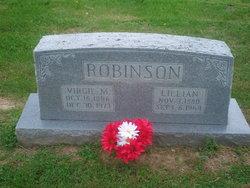 Virgil M. Robinson