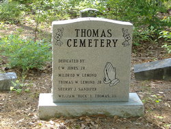 Thomas - Lynch Cemetery