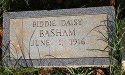 Biddie Daisy Basham