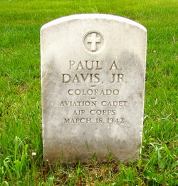 Paul A Davis, Jr