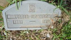 Lester Carlton Johnson