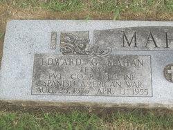 Edward G. Mahan
