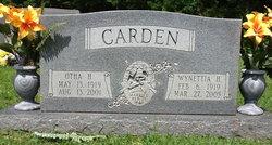Otha H. Carden