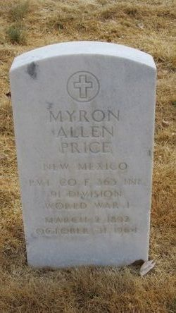 Myron Allen Price