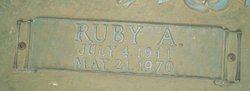 Ruby Ardelia <I>Falks</I> Banks
