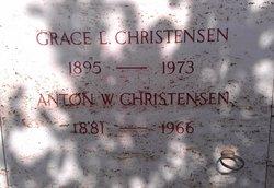 Grace L <I>Duzan</I> Christensen
