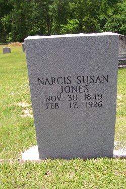 Narcis Susan Jones