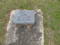 Frank M Cook